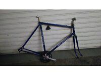 Rare John Spooner Road Bike Frame - Columbus Tubing