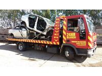 24/7 Vehicle Breakdown & Recovery Services in Cambridgeshire, Norfolk & Suffolk