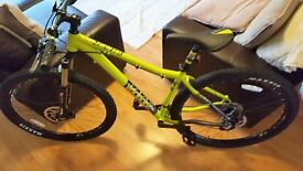 VooDoo Bizango 29er Mountain Bike 18 in frame - This item is new, never used and selling for £480
