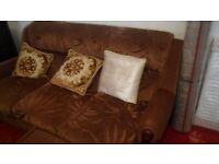 House Clearance - 2 Sofas, 2 chairs - FREE