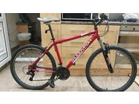 """Muddy fox impel adults mountain hybrid bike. 18"""" frame. 26"""" wheels. Fully working. Can deliver!!"""