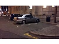 Mercedes c180 good runner long mot taxed very comfortable £550 ono