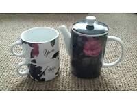 NEXT You & Me Tea Set