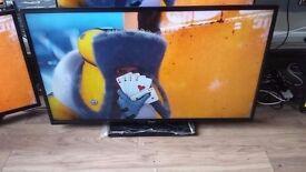 "Linsar 50"" 4K Ultra HD Smart Freeview LED TV £200"