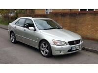 LEXUS IS 200 AUTOMATIC!!! VERY GOOD RUNNER!!! MOT ! RUNS AND DRIVES LIKE NEW!!! GOOD CAR!!