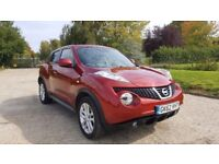 2012 Nissan Juke 1.6 16V Tekna 5dr Top of the Range Excellent Condition
