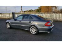 MAY 2007-MERCEDES E320 CDI SPORT AUTO-3.0 V6 DIESEL-7G GEARBOX-CHEAP!(not Audi,BMW,Range Rover)