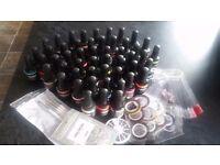 52 gel polishes