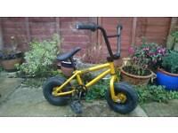 Kids mini rocker bmx bike