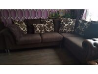 Lovely Corner sofa and Arm chair