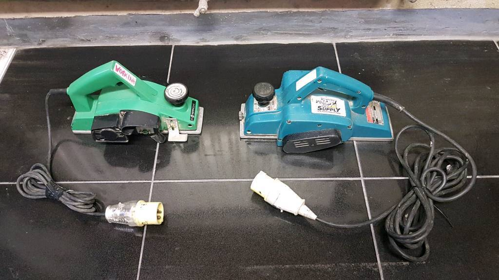 2 Heavy Duty planers! Fully Working! Cheap!