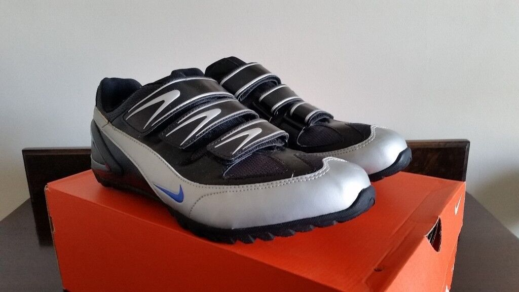 Nike Granfondo Wr Mens Cycling Shoes Size Uk 11 Bike Bicycle Cycle