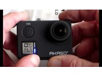 4k action cam new in box