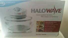 Brand new halowave cooker