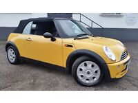 MINI Convertible 1.6 One 2dr - Low Mileage. 2 Owners.