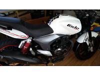 KSR Moto Code 125 in Mint Condition