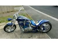 Harley davidson custom sportster one of a kind