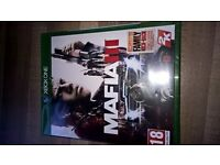 Mafia 3 for xbox one brand new and sealed