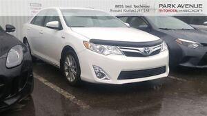 2013 Toyota Camry Hybrid *HYBRIDE*TOIT OUVRANT*95$/SEM AVEC PROT