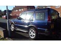 Land rover td5 spares or repairs