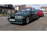 bmw e36 alloy wheels lenso bsx 17 inch BBS reps less than 1 year old 5x120