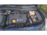 Sell or swap Vauxhall astra 1.8 Sri