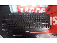 Zulman Gaming Keyboard