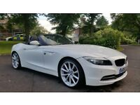 BMW Z4 convertible, priced to sell.