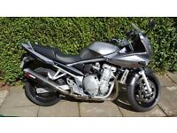 Suzuki Bandit 650s - low mileage