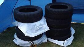 Winter/Summer tyres