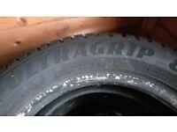 Goodyear Ultragrip 8 winter tyre