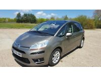 2008 Citroen C4 Picasso 2.0 HDi Exclusive 5dr Full Service History Long MOT