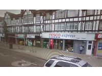 2 BED FLAT IN CHADWELL HEATH HIGH ROAD, RM6 4DG, £1300PCM, PART/DSS WELCOME