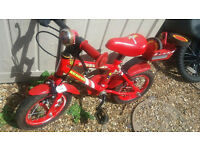 Apollo Firechief Kids Bike - 12""