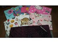6 girls single bedding sets