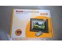 New Kodak Easy Share SV710 Digital Picture Frame
