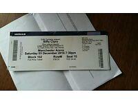 Biffy Clyro Ticket
