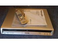 Panasonic DVD Recorder DMR-EZ25EB