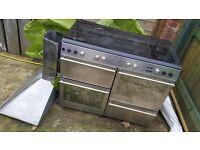 Diplomat 7 burner double oven