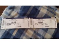 2 Concert tickets 3 Doors Down London 6/11 reduced price