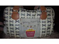 Stunning Yummy mummy bag