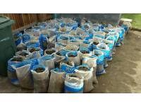 Soil and grass sods 2 tons left