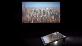 lenovo tab 2 pro,13.3 inch screen built in projector