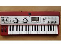 Korg Microkorg XL Red in excellent nick
