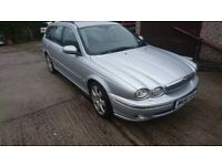 jaguar 2ltr diesel estate , as a noisy clutch hence only £995ono in daily use