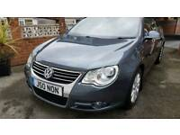 Vw Eos Sport Tdi. Requires attention