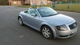 Perfect summer sports car! Excellent condition Audi TT convertible
