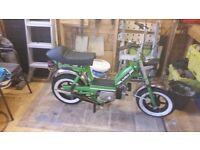 pre 1980 motorcycle wanted for winter project