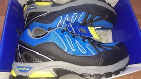 Good year steel/composite toe shoes size 43,brand new