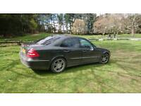 Mercedes e270 avantgarde w211( no audi bmw golf e320 1.9tdi c220) swap